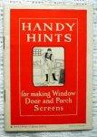 HandyHintsformakingdoor&porchscreens1928