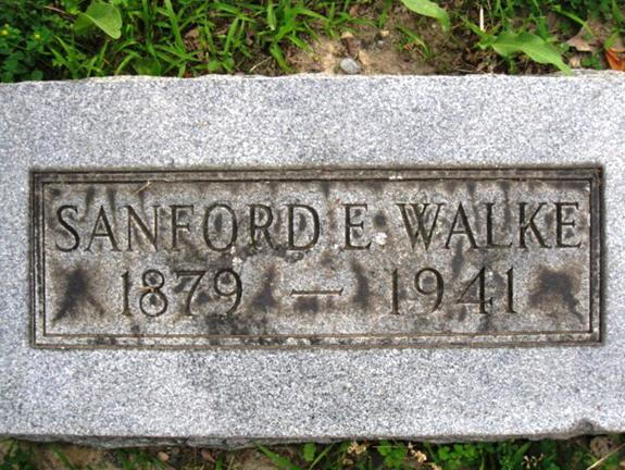 Sanford E Walke