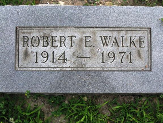 Robert E Walke